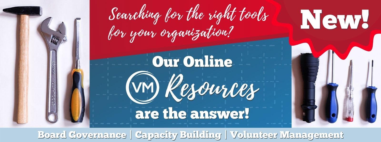 New Online Resources
