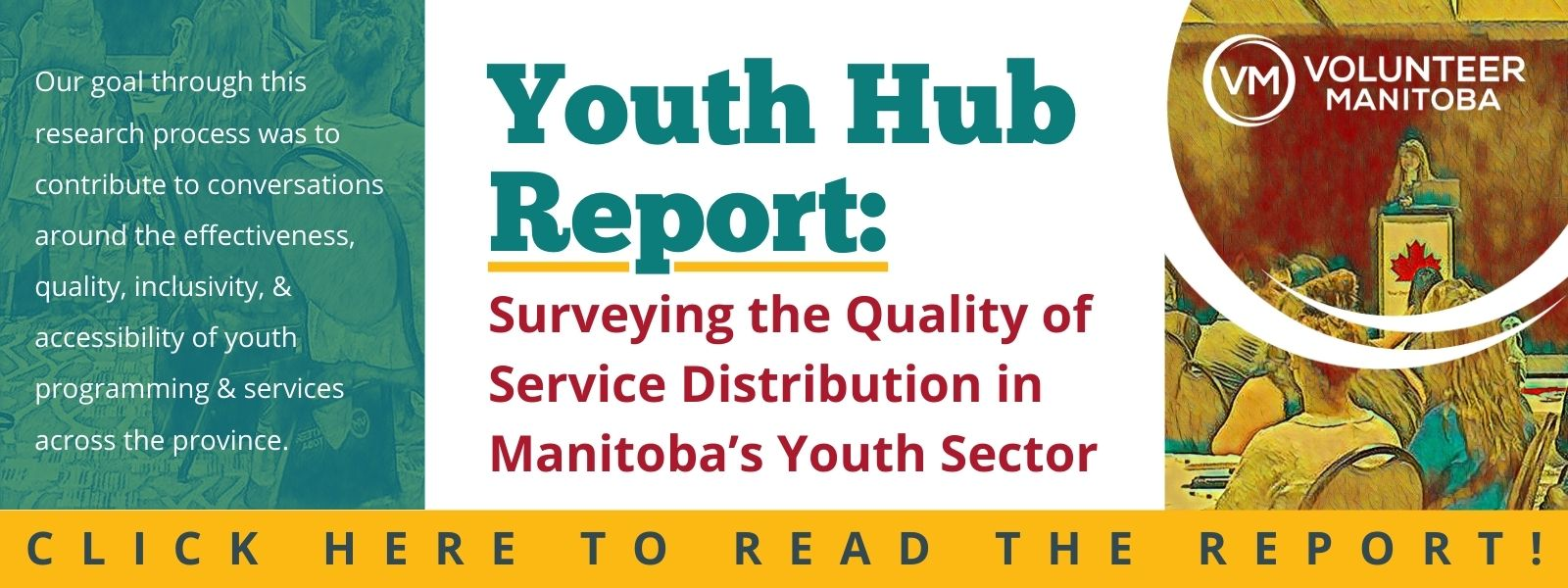VM Youth Hub Report